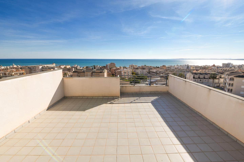 Appartement à vendre à Santa Pola, Santiago Bernabeu – #1021