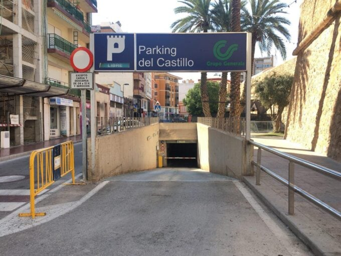Parking en venta en Santa Pola